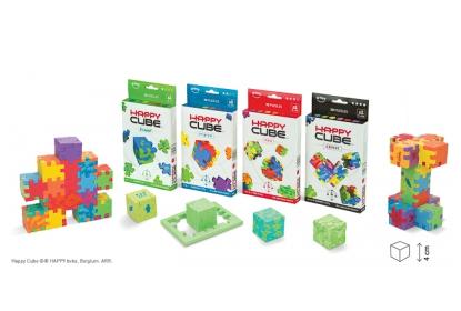 Happy Cube Family 6-packs layout 2017