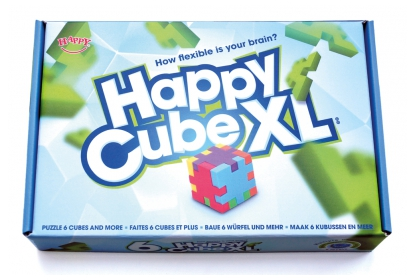 Happy Cube XL box