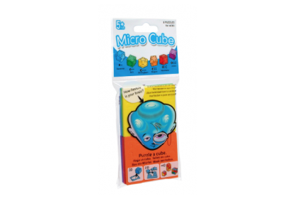 Micro Cube 6-pack in an header bag.
