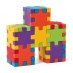Castle construction - Smart Cube foam puzzles