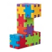 Giraf construction - Smart Cube foam puzzles