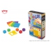 The Micro Happy Cubes 2 cm foam cubes, the perfect onpack items to collect!