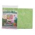 Marble Cube Single Pack versus an unpacked flat green EVA foam puzzle cube.